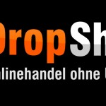 DropShipping – Logo schwarz