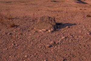 Marsianische Schriftzeichen? Oder waren die Römer auch auf dem Mond?