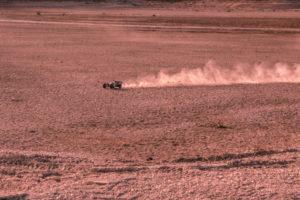 Der Rover ist wieder mit voller Speed da!